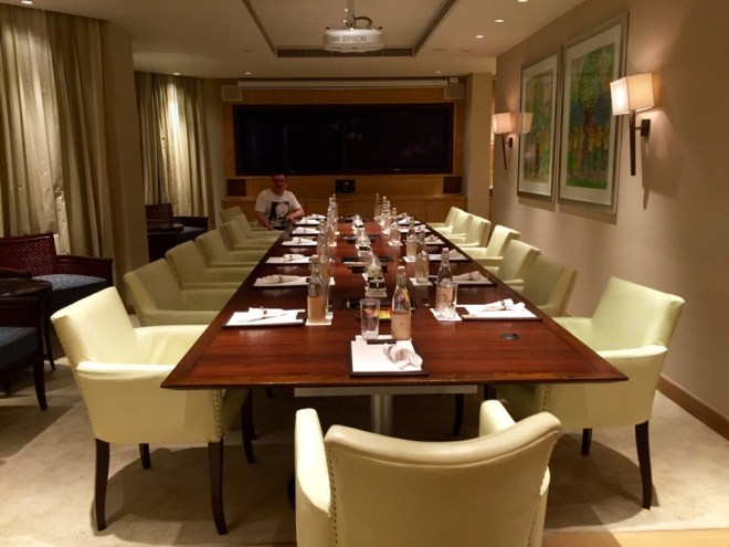 Executive Club Board Room