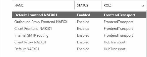 Exchange 2013: Inbound mailflow suddenly stops.