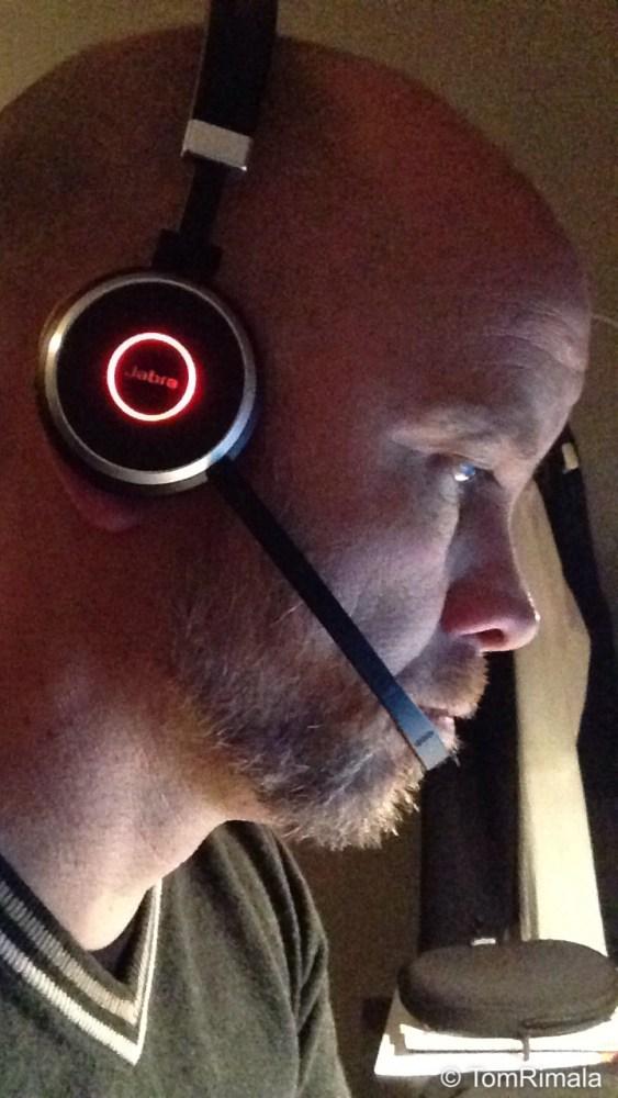 Lync headset: Jabra Evolve 65 MS, Stereo review (3/3)