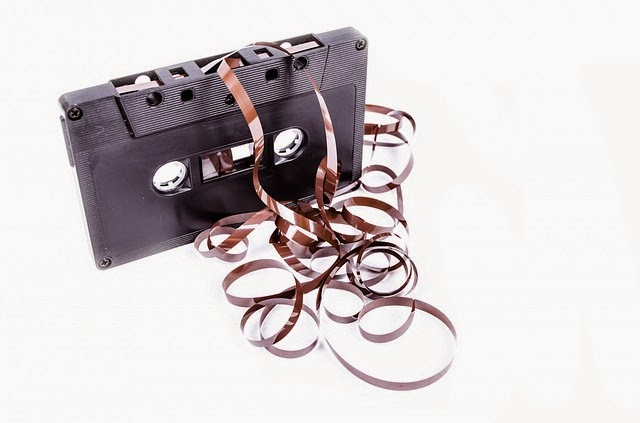 Digitizing & Preserving Old Audio Cassette Tapes