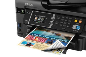 Printing From a Chromebook - The Epson WF-3620