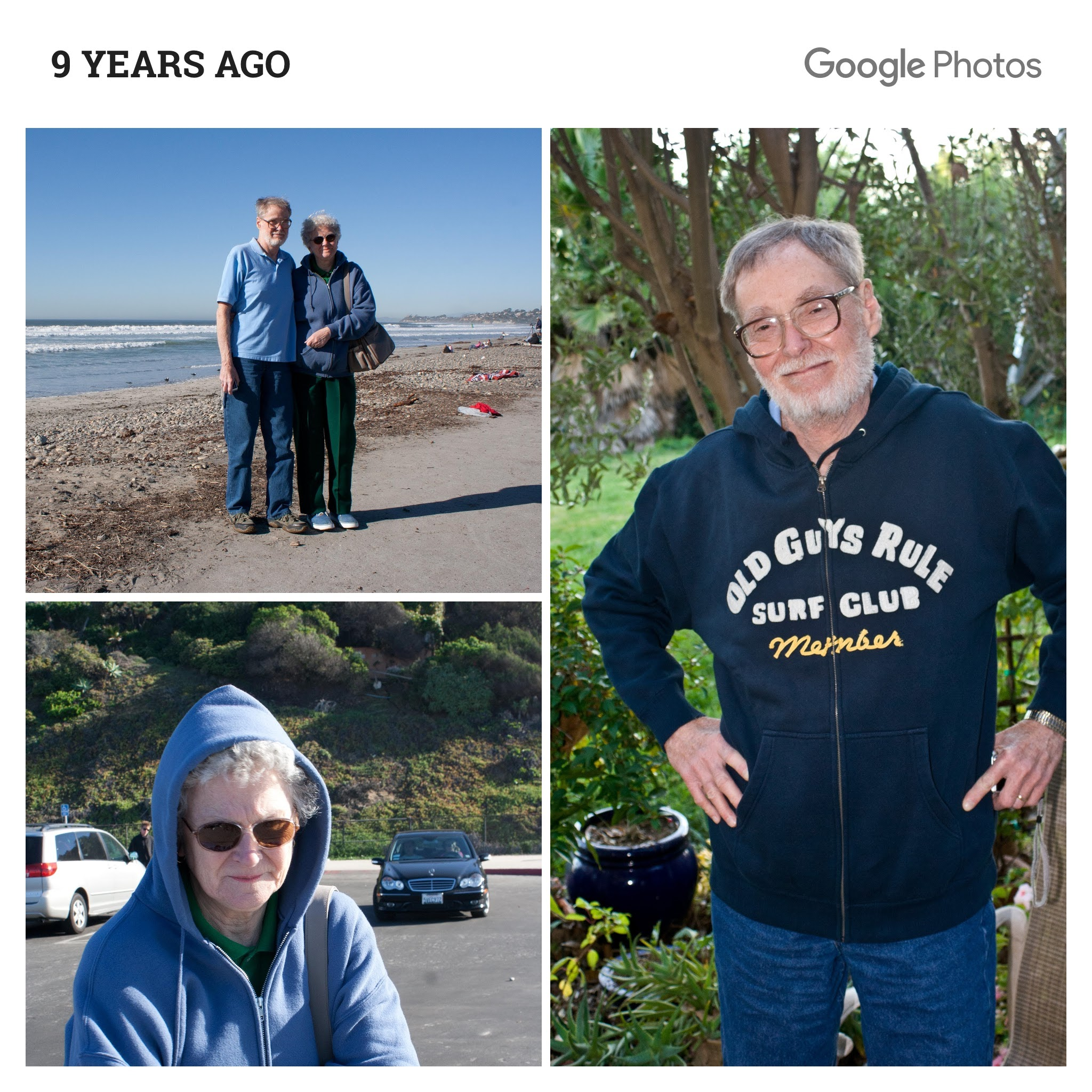 Google Photos – Rediscover This Day
