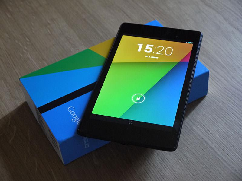 Farewell Old Friend — My Nexus 7 (2013) Tablet Finally Bit The Dust