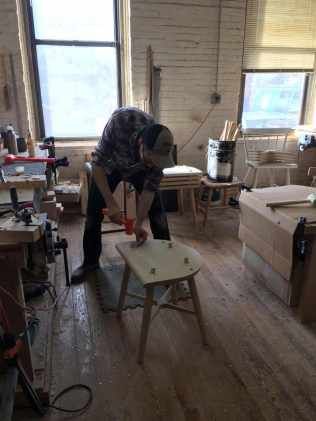 chair making