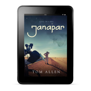 Janapar: Love, on a Bike (eBook)