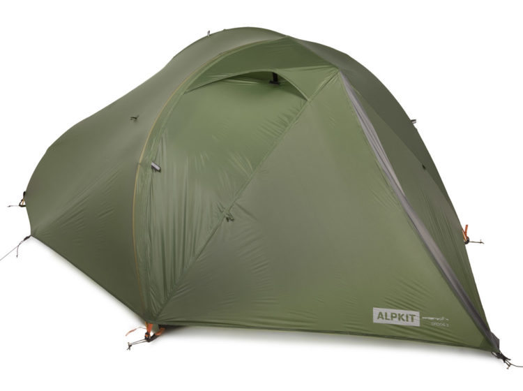 0a85babe1e Order the Ordos 2 (RRP £239) or Ordos 3 (RRP £279) direct from Alpkit in  the UK – as with all their gear