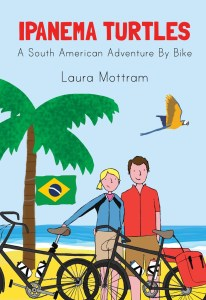 Cover of Ipanema Turtles by Laura Mottram
