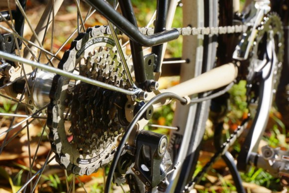 Touring Bike Drivetrain