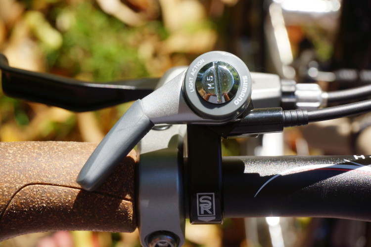 Touring Bike Shifter