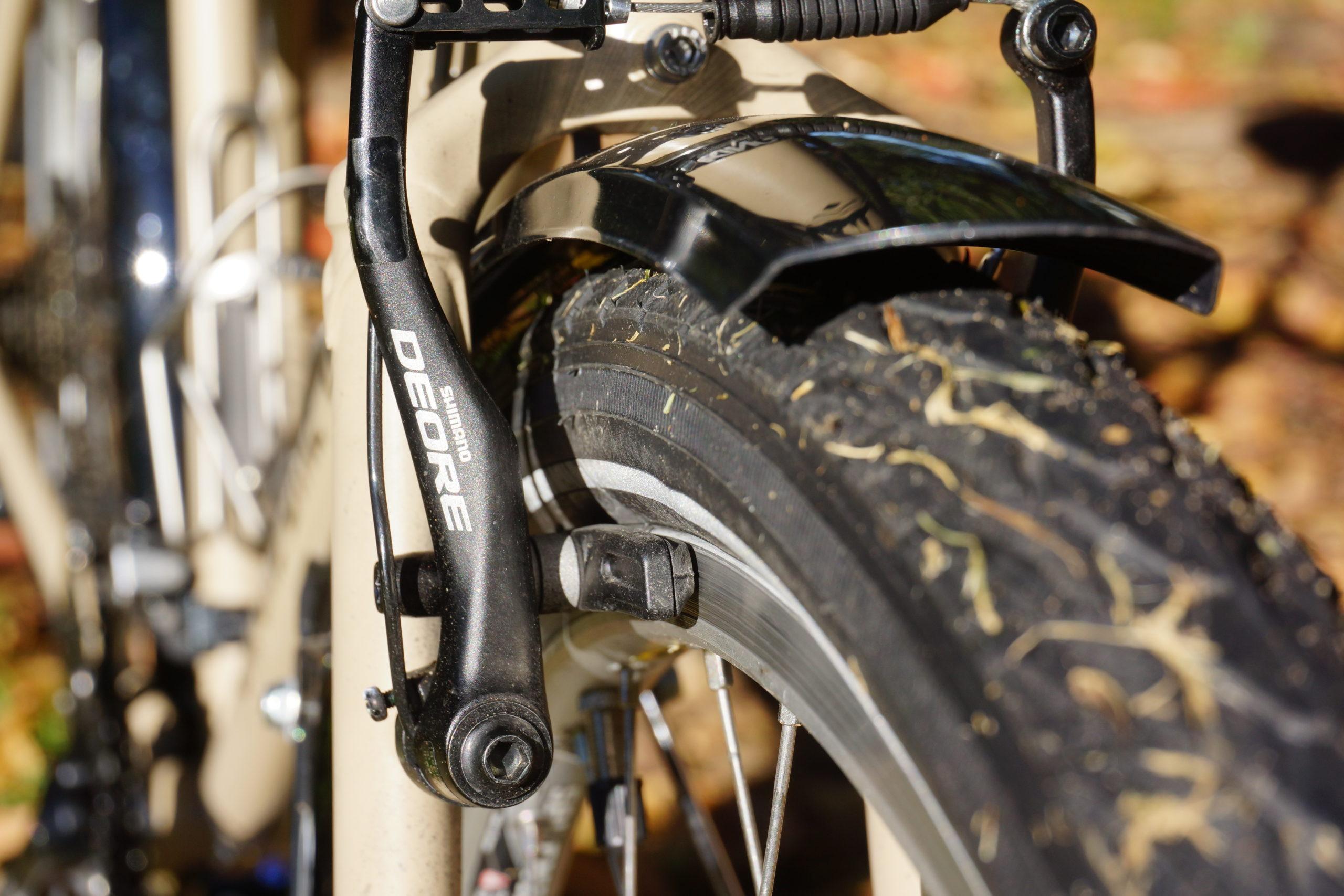 4 Set Aluminum Alloy Bikes V Brake for Road Bike MTB Mountain Bicycles