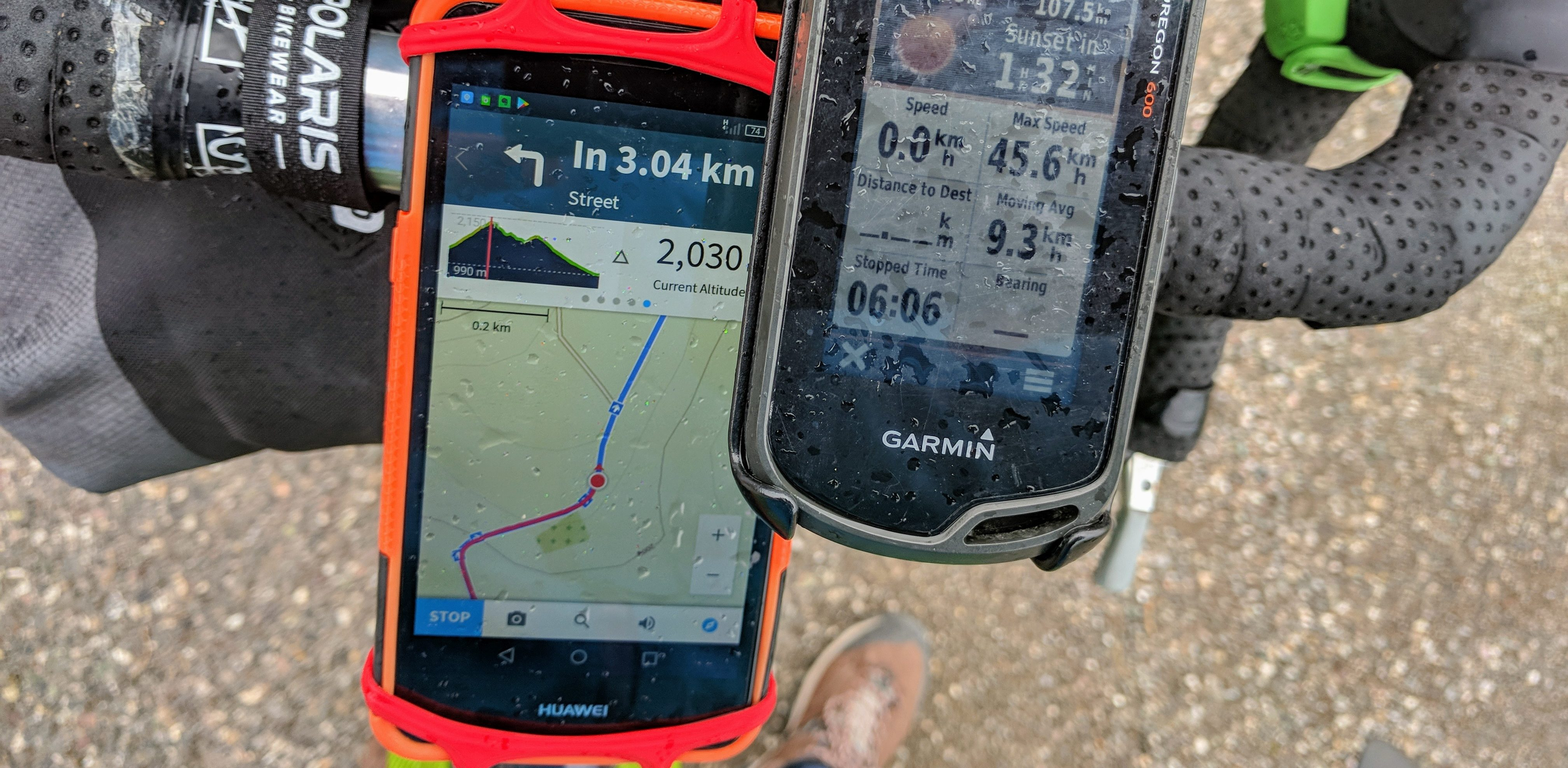 Is Komoot The Most Powerful Route Planning App A Cycle Tourist Could