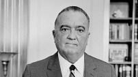 J Edgar Hoover FBI