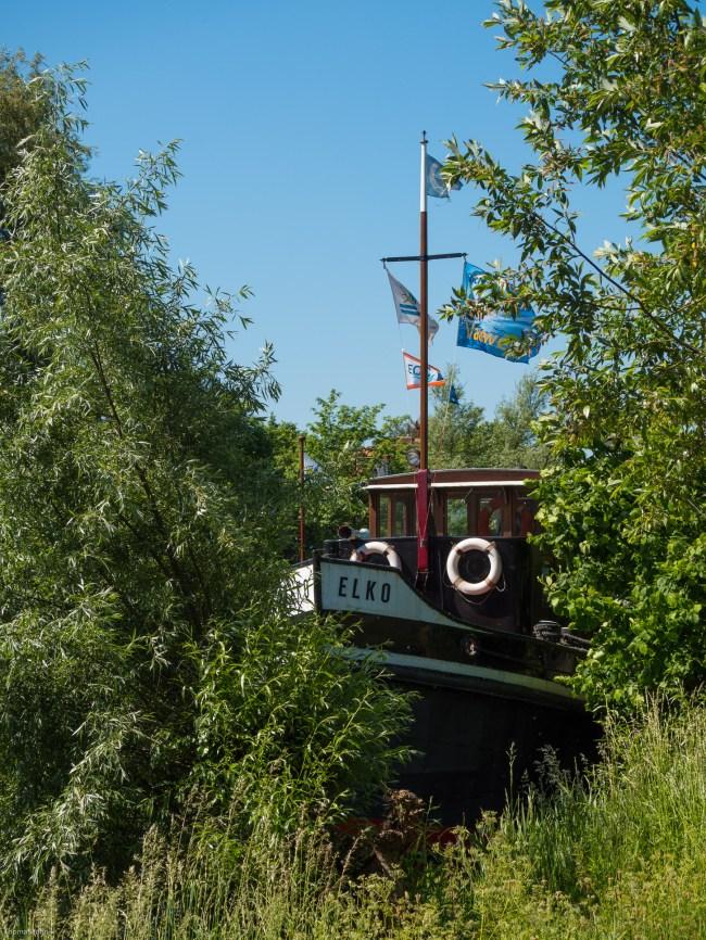 Elko the tugboat again.