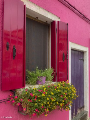 Very colourful house, Burano