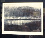 INDIGO TREE LINE.....Robt. W. Pillsbury monotype
