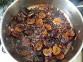 Figs and red onion.......