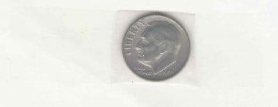 one thin dime