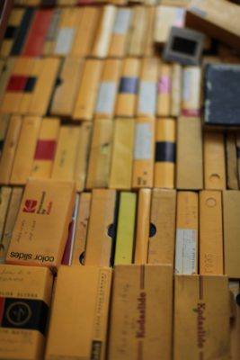 slide-collection-in-boxes