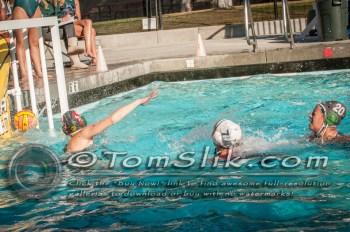 Taylor Water Polo Novice Tournament (vs Helix) 1-24-2015 0179