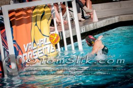 Taylor Water Polo Novice Tournament (vs Helix) 1-24-2015 0191