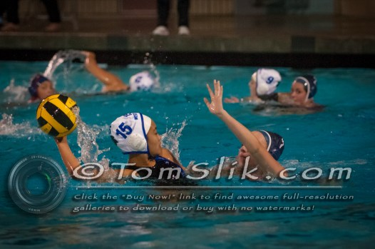 Taylor Water Polo vs West Hills 1-13-2015 0090