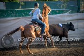 Lynn & Sam Team Cow Sorting 5-18-2016 0036
