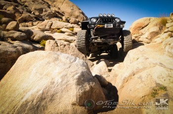 This trail gives you so many awesome random rock piles to challenge you to get over