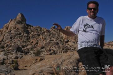 RJ grabs the Bullfrog