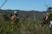 Airsoft with Tom, Brittaney, James at Mr. Paintball 3-12-2017 0044