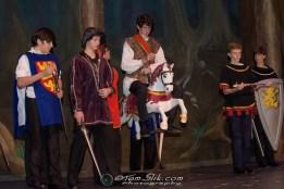 PHS Theatre Cinderella rehearsal 2-1-2018 0333