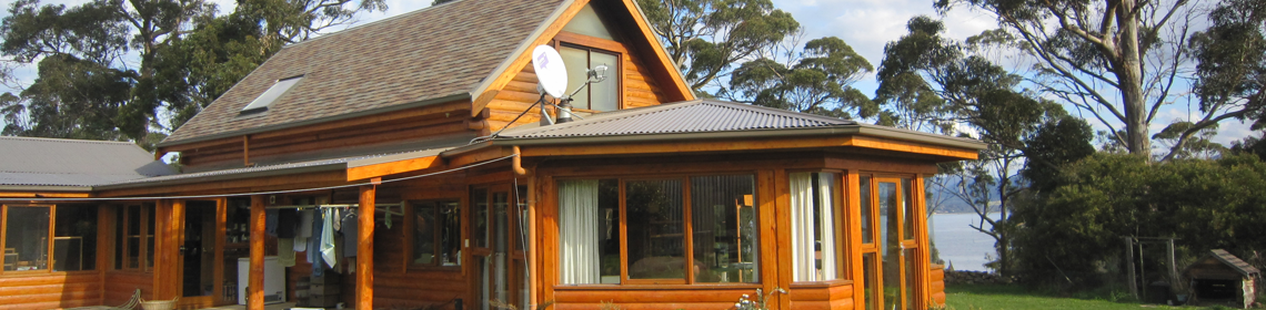 Tom S Log Homes Cabins Purely Tasmanian Interiors Inside Ideas Interiors design about Everything [magnanprojects.com]