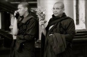 Monasticism versus civil