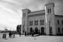 Nobel's peace centre