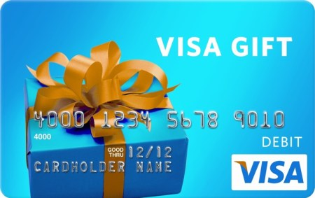Visa giftcard blogger event