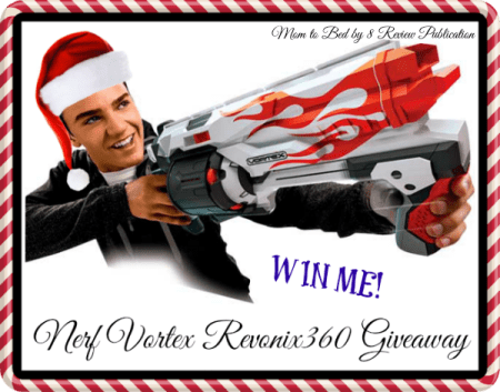 Nerf Giveaway