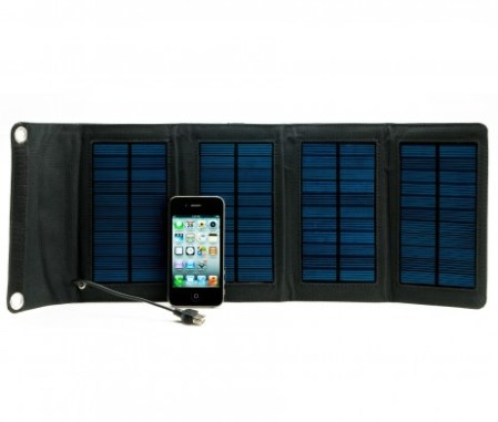 Strongvolt Solar Charger