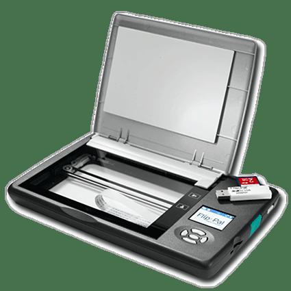 Flip-Pal Mobile Scanner