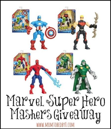 Marvel Super Hero Smashers