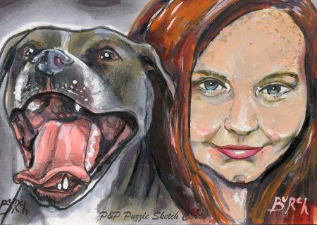 art card by Steven Burch
