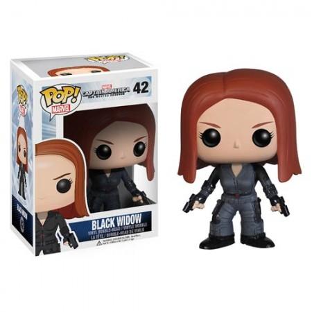 Black Widow Bobblehead
