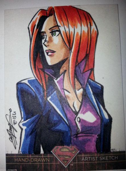 Lois Lane by Remy Mokhtar
