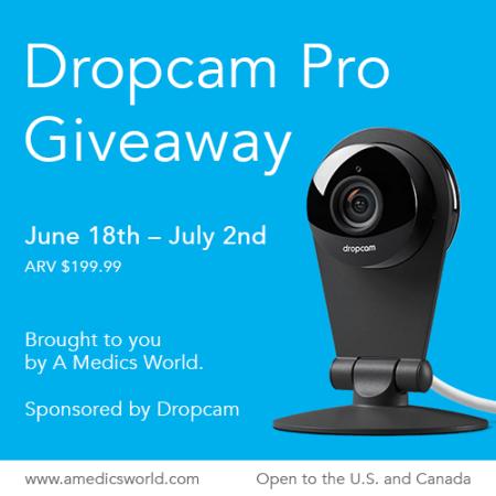 Dropcam Pro Giveaway