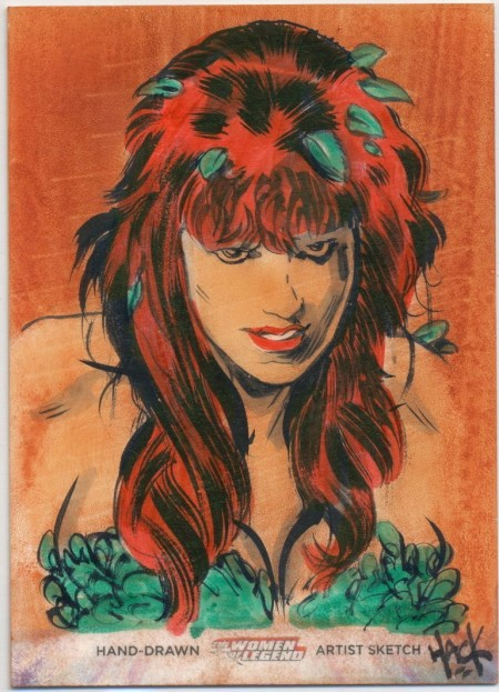 Poison Ivy by Robert Hack