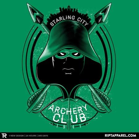 Arrow TV Show Tshirt