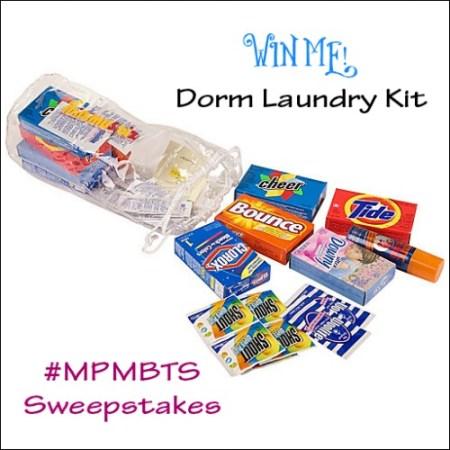 dorm laundry kit