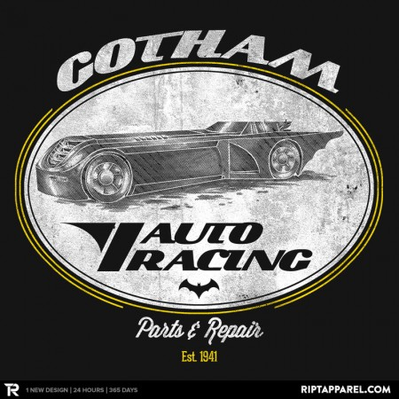 Batman Animated T-Shirt