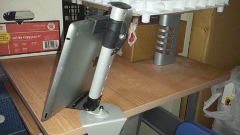 Upper Desk Table/Desk Mount