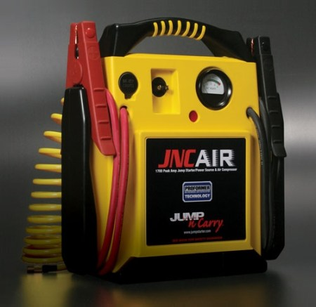 JNC Air Jump Starter #emergency #Safety #power #battery #travel #gift