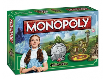 Wizard of Oz Monopoly Game