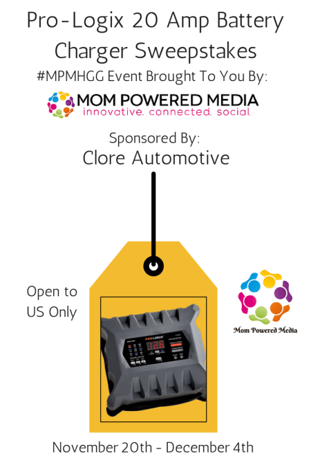 #mpmhgg #win #prizes Battery Charger Prize #sweepstakes #giveaway